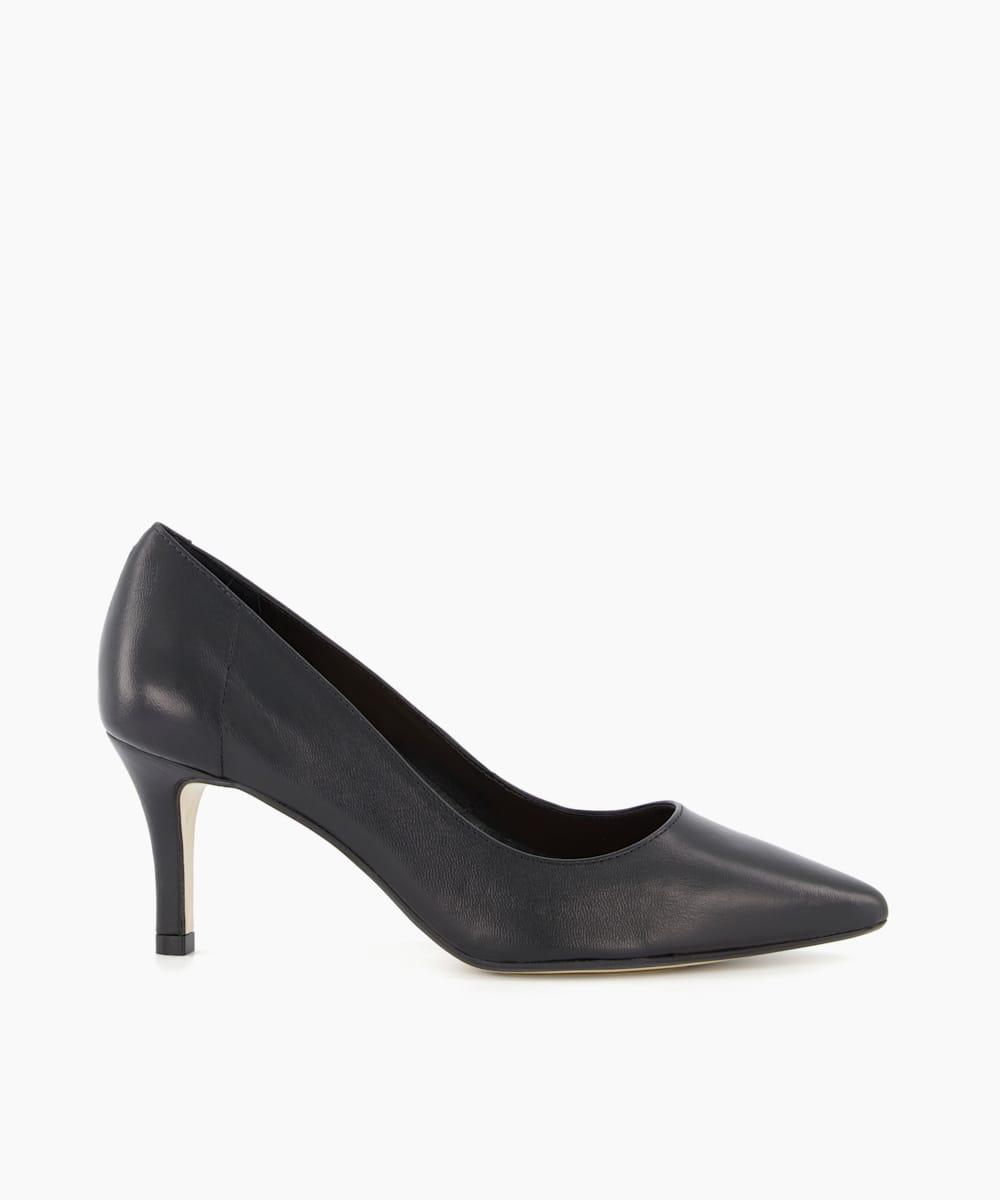 Mid Stiletto Court Shoes
