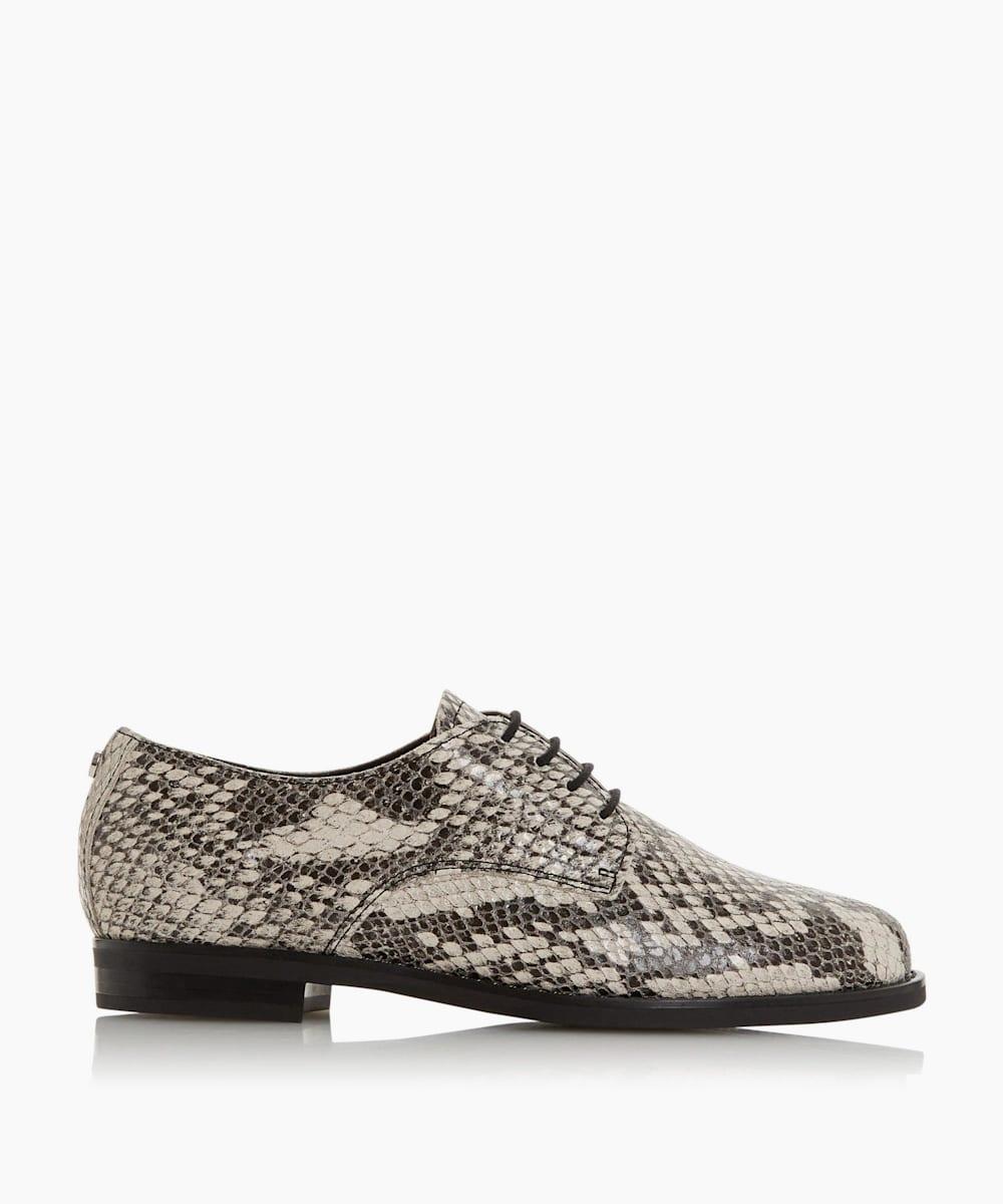 Wide Fit Lace Up Shoes