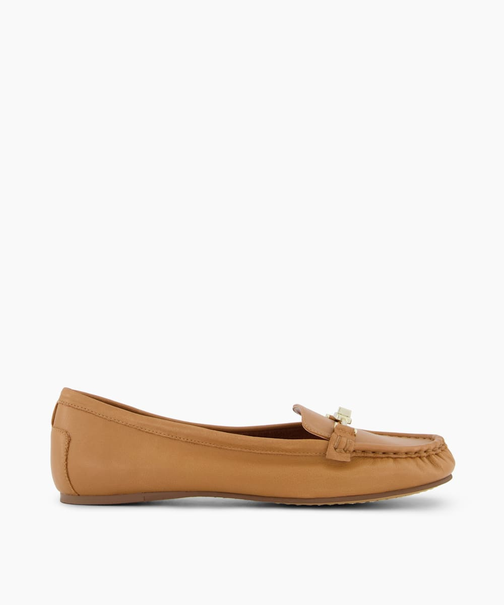 Wide Fit Comfort Loafers