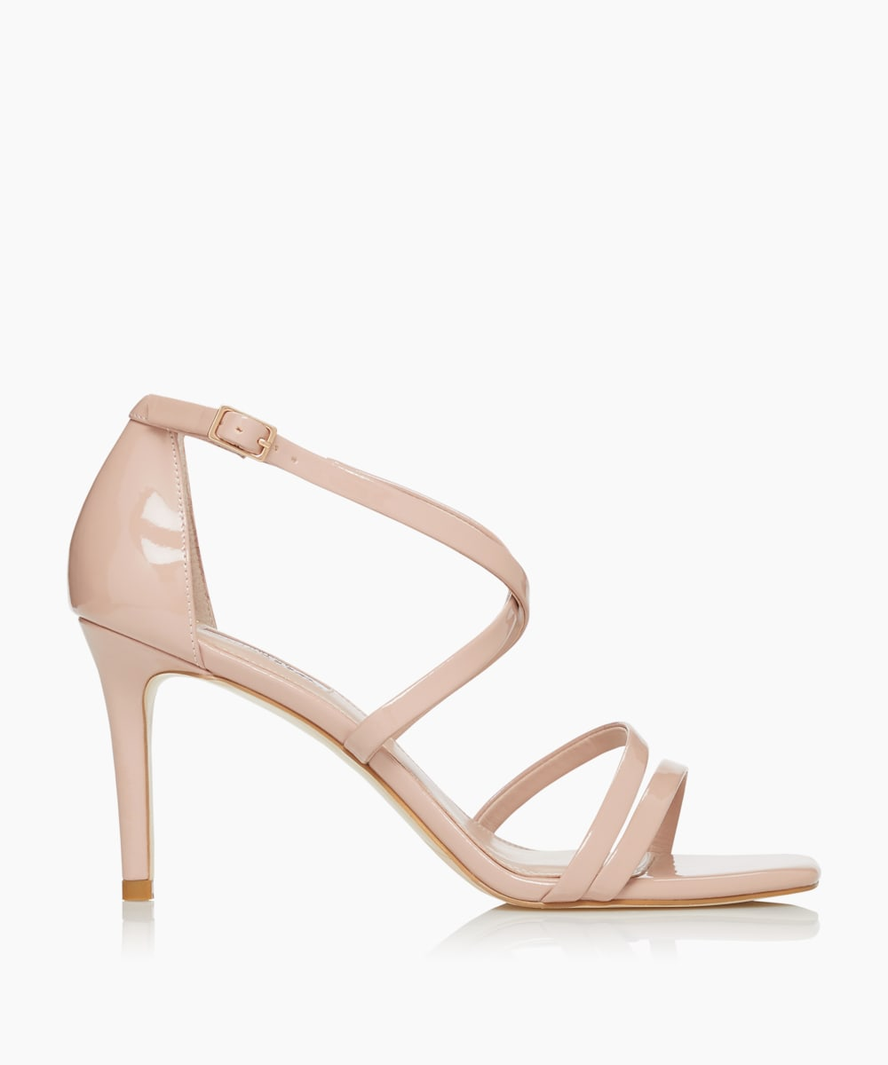Wide Fit High Stiletto Sandals