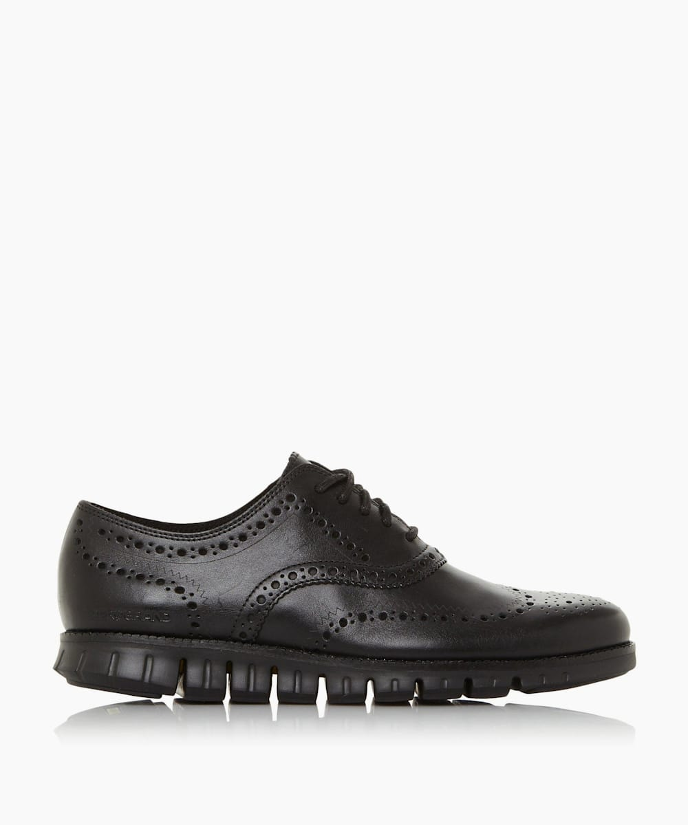 Cushioned Sole Brogue